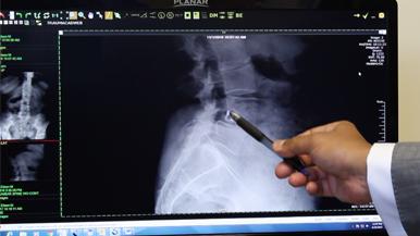 Outpatient Spine Procedures