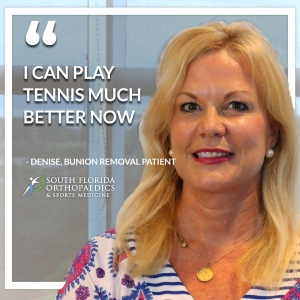 Denise-Bunion-Surgery-Benefits
