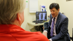 Robotic-Assisted Partial Knee Replacement